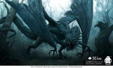 alice - dragon