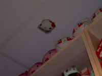 hello kitty plafond