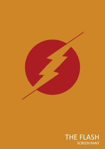 the-flash-minimalist-poster