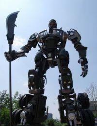 guangong-transformer