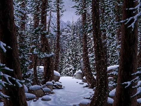 2010-07-26_html5 8bit animation neige