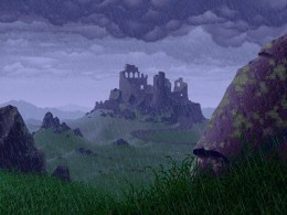 2010-07-26_html5 8bit animation ruines chateau