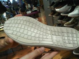 QWERTY-chaussure