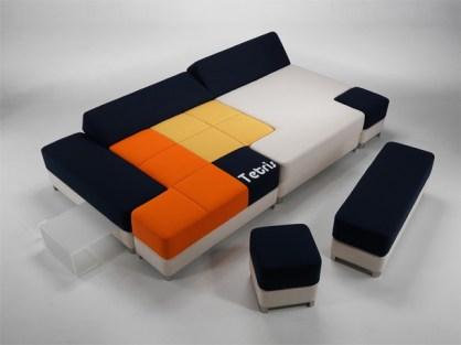 tetris canape