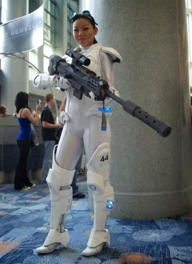 cosplay starcraft 2