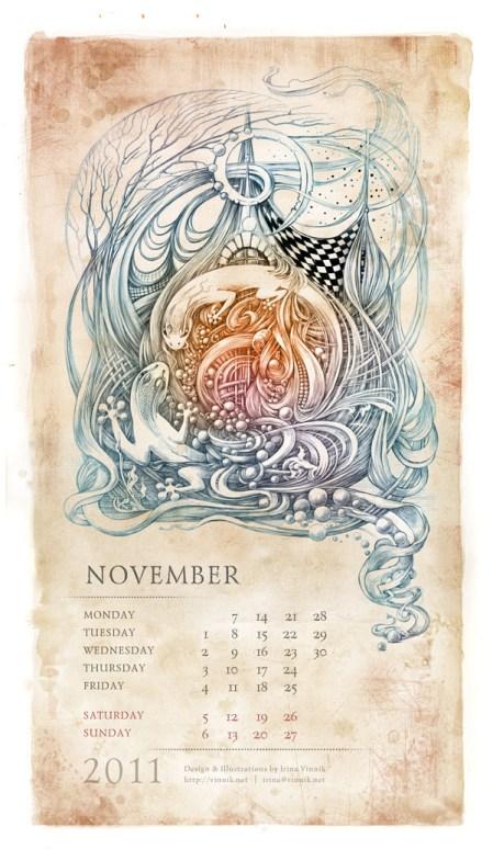 4-calendrier renaissance saurienne