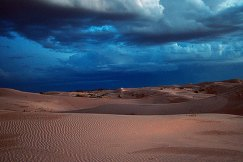 Samalayuca Dunes in Chihuahua Mexico - Dune David Lynch