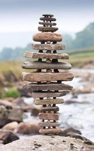equilibre pierres