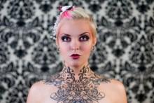fille tatoo photo