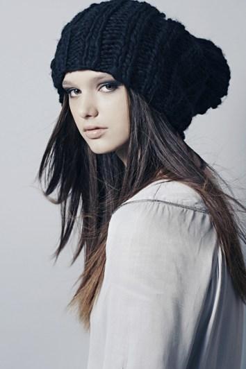photo fille bonnet