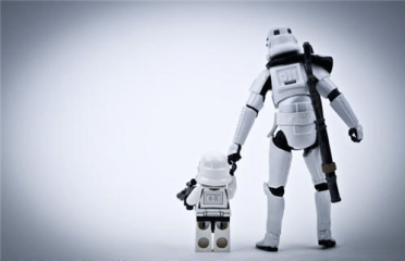 stormtrooper jeune