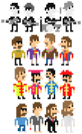 Beatles Iotacons