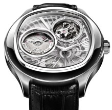 Horloge Montre Steampunk Piaget-Emperador-Coussin-Tourbillon-Automatic-Ultra-Thin-