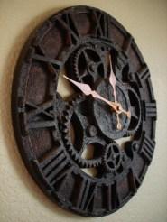 Horloge Montre Steampunk steampunk style clock