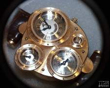 Horloge Montre Steampunk vh05