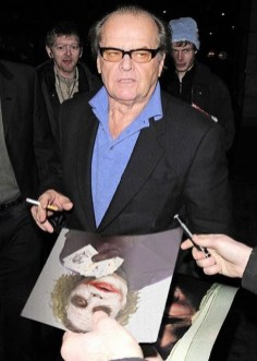 jack joker autographe