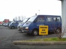 panneau image insolite parking non garde