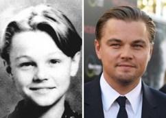 photos de stars jeune ecole Leonardo DiCaprio