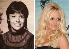photos de stars jeune ecole Pamela Anderson