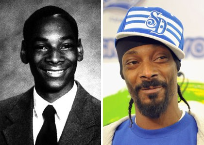 photos de stars jeune ecole Snoop Dogg