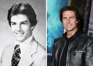 photos de stars jeune ecole Tom Cruise