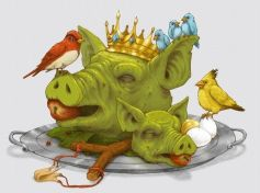 dessin angry bird reel