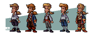 evolution guybrush