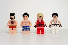 street fighter lego