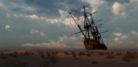 Buzzzzz-Abandoned Ship web