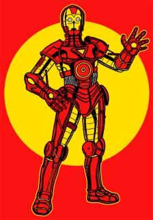 c3po ironman