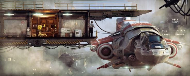 stefan_morrell - docking bay - jeu aventure