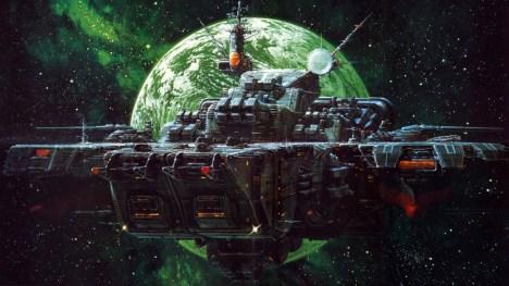 vaisseau spatial sdf1