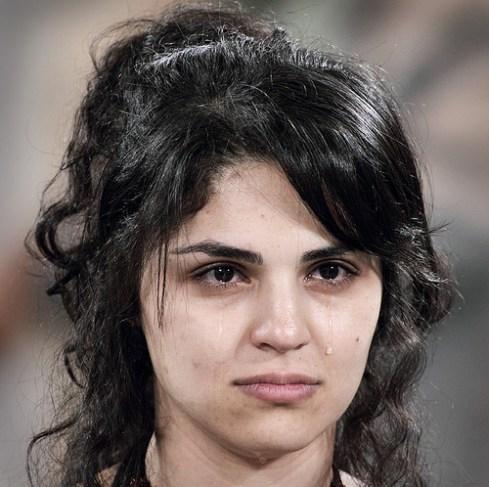 Marina Abramovic pleurer 9