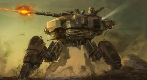 Mountain-Urban Tank V07