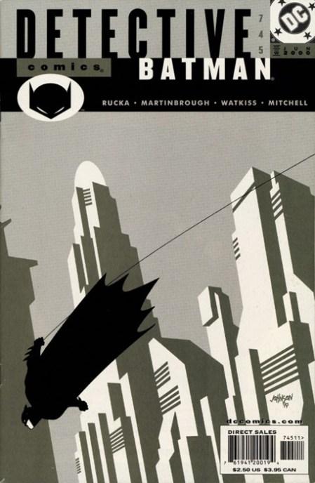 detective batman
