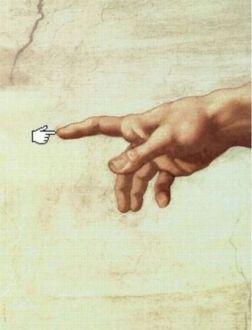 doigt apple