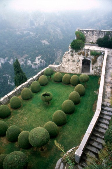 jardin hauteur