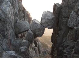 pierres equilibre
