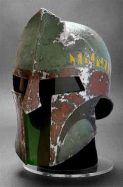 boba fett casque grec