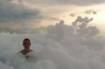 nuage mousse
