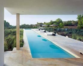 piscine longue
