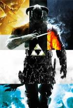 affiche jeux video multiple