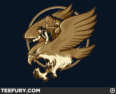 faucon millenium oiseau