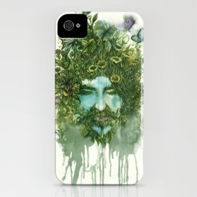 Supernature iPhone Case par Jimmy Tan