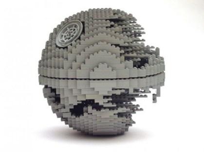 deathstar etoile de la mort lego