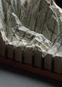 1 livre sculpture Guy Laramee