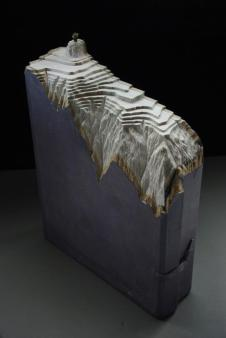 14 livre sculpture Guy Laramee