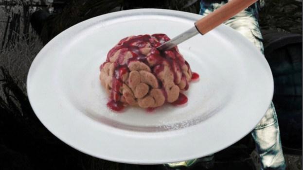 cerveau dessert