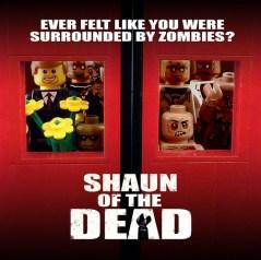 lego shaun of the dead