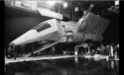 star wars navette photo